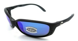 Costa Del Mar Sunglasses Brine 59-18-130 Matte Black / Blue Mirror 580G ... - $245.00