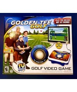 Golden Tee Golf TV Games (TV game systems, 2011)  Factory Sealed New In Box - $178.18