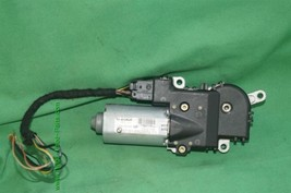 2001-2015 BMW Panoramic Sunroof Drive Motor Front Rear X3 X5 E61 E64 image 1