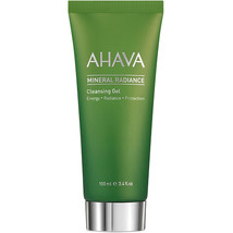 Ahava Mineral Radiance Facial Cleansing Gel 100 ml - $50.00