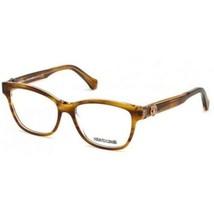 Roberto Cavalli Eyeglasses RC-5050-056-53 Size 53mm/15mm/140mm Brand New W Case - $57.59