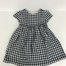 Gymboree 2019 Blue Gingham Checked Dress Toddler Girls 18-24M  Months  NWT - $29.67