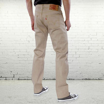 Levi's 501 Men's Original Fit Straight Leg Jeans Button Fly 501-0988 image 2