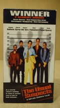 Poly Gram The Usual Suspects VHS Movie  * Plastic * - $4.34
