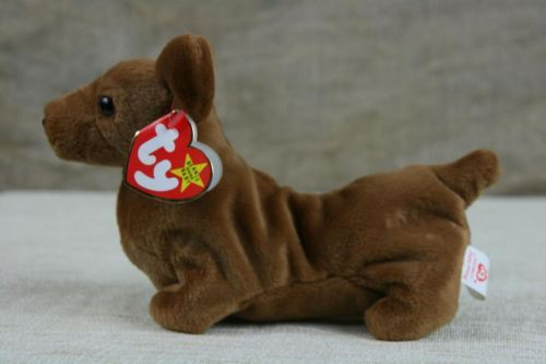 617b1ccc2db TY Weenie The Dachshund Dog Beanie Babies and 27 similar items. 12