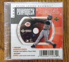 Powerdeck 2000 Upper Deck Digital Trading Card - Ken Griffey Jr. - NEW &... - $5.87