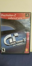 Grand Turismo 3 A Spec Greatest Hits Edition (Sony Playstation PS2, 2006) Game - $7.91