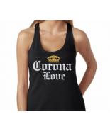 Corona love shirt, corona beer Summers Fiesta tank top graphic shirt for... - $17.99+