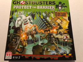 Board Game Ghostbusters Protect The Barrier Game With Mini Figures For A... - $26.72
