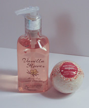 Bath & Body Works Vanilla Flower and Vanilla Sugar Bath Fizzy - $14.80