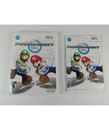 Nintendo Wii - Mario Kart Wii - Case Artwork and Manual Only - NO GAME -... - $9.49
