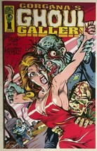 Gorgana's Ghoul Gallery #1 (1994) Ac Comics B&W Gga Fine - $12.86
