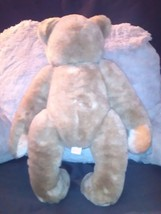 Bialosky 17 inch plush jointed bear Gund co 1982 image 4