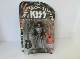 "MCFARLENE TOYS 50120-8 PSYCHO CIRCUS KISS GENE SIMMONS 6.5"" NEW SEALED L249 - $21.56"