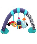 DUDU&DIDI® Fish/Octopus/Dolphin Mobile Baby Toys Super Plush Stroller Ra... - $30.56