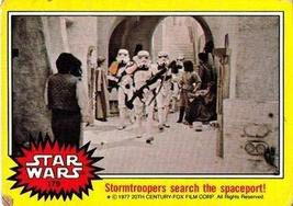 Star Wars 1977 Topps #179 Stormtroopers Storm the Spaceport Yellow set - $2.93