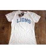 Detroit Lions Youth Girls T-shirt NWT Champion Brand New - $9.49