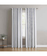 Flannery Light Filtering 2Pk Window Curtain Panels - Blue - $33.01 CAD