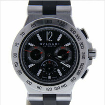 Bvlgari Diagono automatic-self-wind mens Watch DP42SCH - $4,936.50