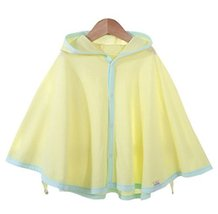 Toddler Super Lightweight Sun Protection Jacket Yellow