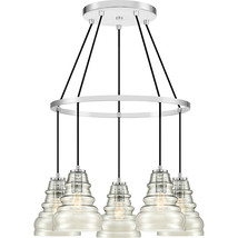 Prophecy 5-Light Chandelier in Polished Chrome - $619.99