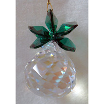 Clear Crystal Pineapple Ornament image 7