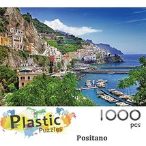 Ingooood - Jigsaw Puzzle 1000 Pieces- Positano- IG-0508- Entertainment Recyclabl