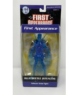 First Appearance Blue Beetle (Stealth) Collector Figure Series 4 - DC Di... - $14.21