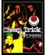 "Cheap Trick Band ""Budokan"" Stand-Up Display - $15.99"