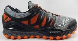 Saucony Xodus ISO Running Shoes Men's Size: US 10.5 M (D) EU 44.5 Gray S20325-1