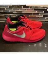Men's Nike Roshe Running Gold swoosh 669985-600 - $44.55