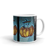 Halloween Kitty Cat Mug - $11.99+