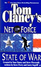 Net Force State Of War By Tom Clancy  - $5.70