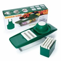 Veggie Slicer & Vegetable Cutter - Hand Protector & Storage Container | ... - $19.79
