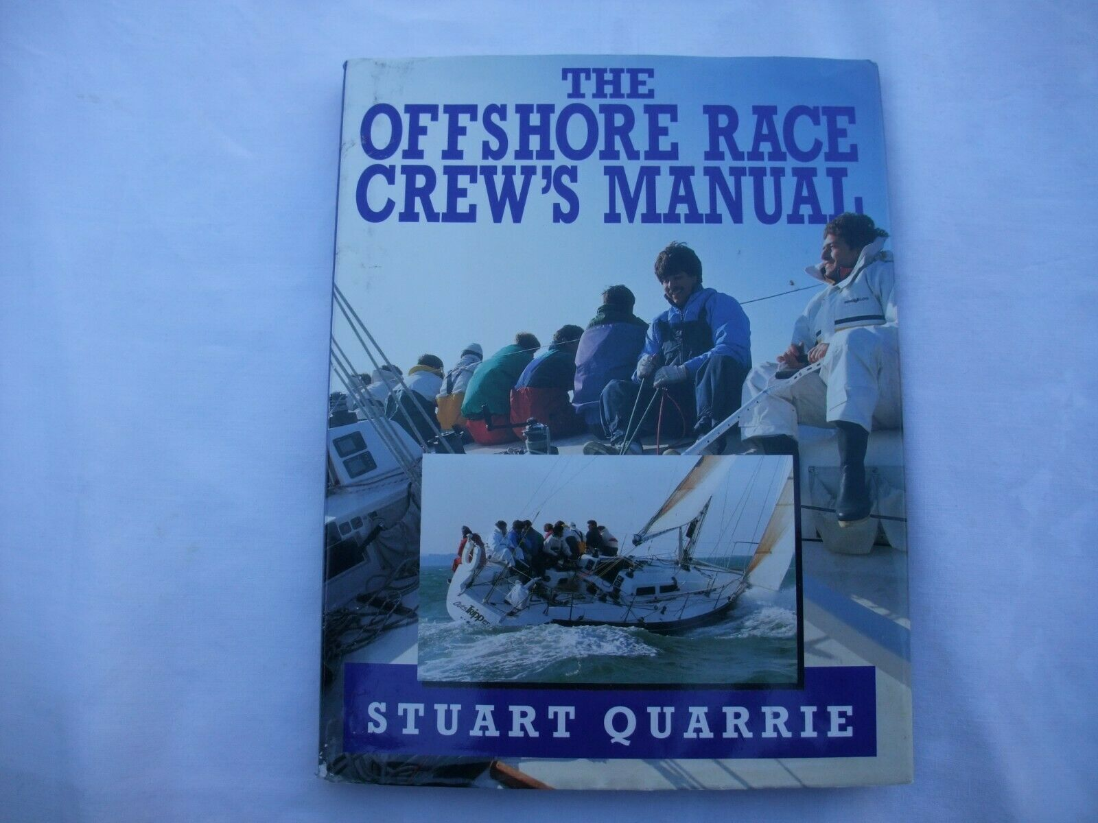Primary image for The Offshore Race Crew's Manual By Stuart Quarrie