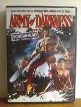 Army of Darkness DVD screwhead edition - $6.99