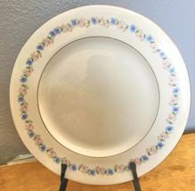 "Vintage Theodore Haviland New York Dinner Plate Pemberton 10.75"" Retired - $15.00"