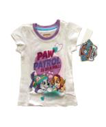 NICKELODEON PAW PATROL KIDS TSHIRT (4T, WHITE) - $5.87