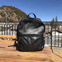 Sale, Full Grain Leather Women Backpack, Ladies Travel Backpack, Laptop Backpack image 2