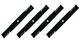 """302-456 (4)PACK 42"""" Gator Mulch Mower Blades John Deere Z225 Z235, LA125... - $48.99"""