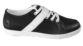 Heyday Super Shift Low Black and White Cross Fit Shoes Sneaker SSL1001 NIB image 2