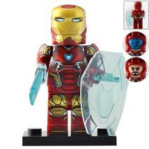 Iron Man (MK85) Marvel Avengers Endgame Minifigure Toy Collection - $2.99