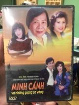 Minh Canh Va Nhung Giong Ca Vang Dvd - $3.63