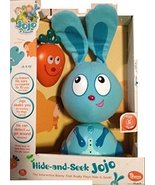 Hide-and-seek Jojo the Interactive Bunny by Ouaps - $25.00