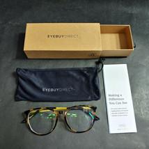 EyeBuyDirect Eyeglass Frames ONLY w/ Pouch, Naomi, 51-17-140 - $16.11