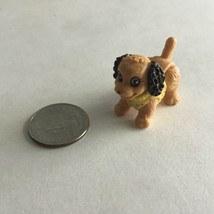"""Dollhouse Miniature Dog Brown 1.5"""" X 1"""" X1/2""""  Made of  Resin - $7.87"""