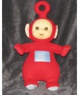 "1998 Teletubby TALKING PO POTTY MOUTH Playskool Recall Plush Doll 15"" - $29.69"