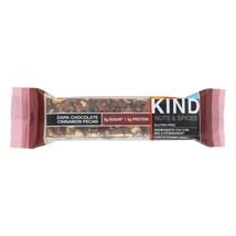 New Kind Dark Chocolate Cinnamon Pecan Bar, 1.4 oz, Pack of 12 - $29.68