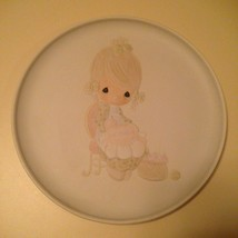 1980 Precious Moments Mother Sew Dear Mother's Love Series Collector's Plate New - $18.99