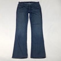 Rock & Republic Womens Jeans Size 30 Boot Cut Flare Medium Dark Wash Den... - $23.38